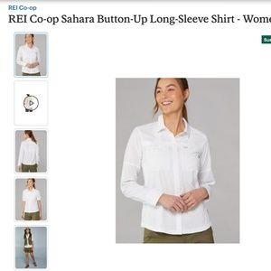 REI blouse